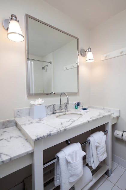 Bathroom Sink | Four Points by Sheraton San Diego