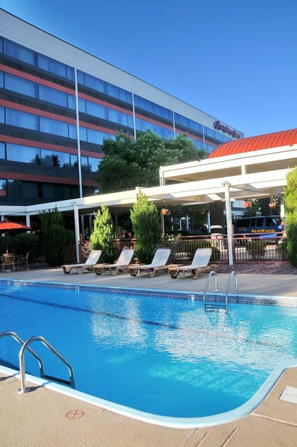 Outdoor Pool | Hampton Inn Denver West Federal Center