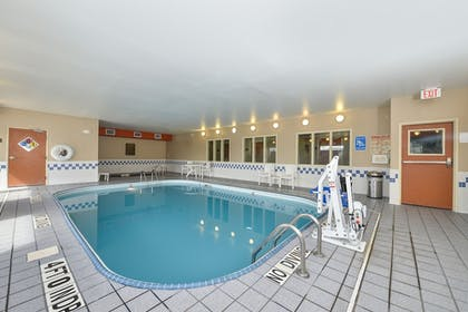 Indoor Pool | Comfort Inn & Suites