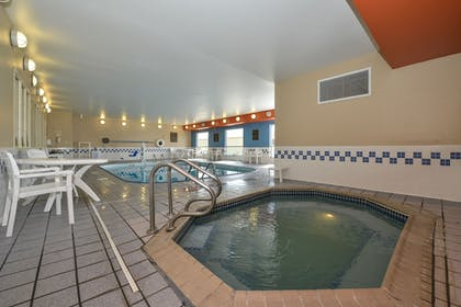 Indoor Spa Tub | Comfort Inn & Suites