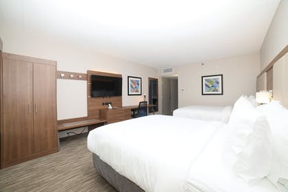 Room | Holiday Inn Express Naperville