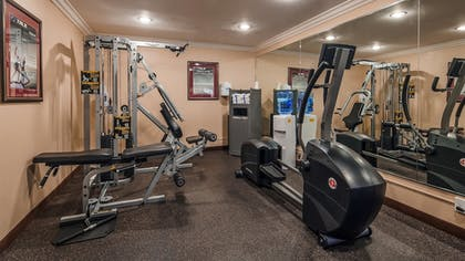 Fitness Facility   Best Western Plus Orchid Hotel & Suites