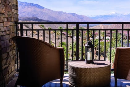 Balcony | The Ritz-Carlton, Rancho Mirage