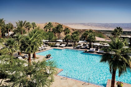 Outdoor Pool | The Ritz-Carlton, Rancho Mirage