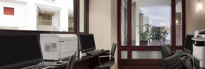 Business Center | Embassy Suites by Hilton Alexandria Old Town