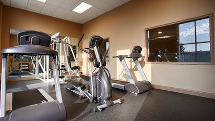 Fitness Facility | Best Western Crossroads Of The Bluffs