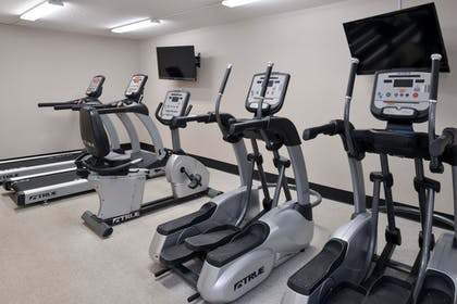 Fitness Facility | La Quinta Inn & Suites by Wyndham Indianapolis South