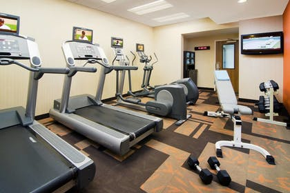 Sports Facility | Courtyard by Marriott St Louis Westport Plaza