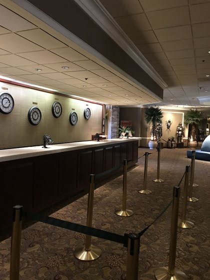 Check-in/Check-out Kiosk | Anaheim Majestic Garden Hotel