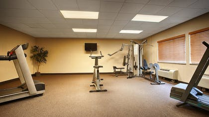 Fitness Facility | Best Western Mount Vernon/Ft. Belvoir