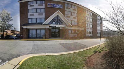 Hotel Front | Best Western Mount Vernon/Ft. Belvoir