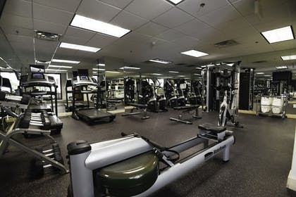Gym | The Mayfair at Coconut Grove