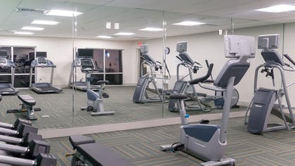 Fitness Facility | Holiday Inn Express & Suites Tampa East - Ybor City