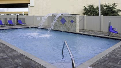 Pool | Holiday Inn Express & Suites Tampa East - Ybor City