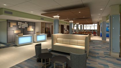 Lobby | Holiday Inn Express & Suites Tampa East - Ybor City