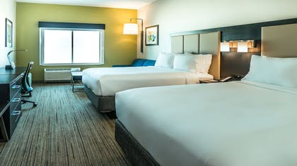 Guestroom | Holiday Inn Express & Suites Tampa East - Ybor City