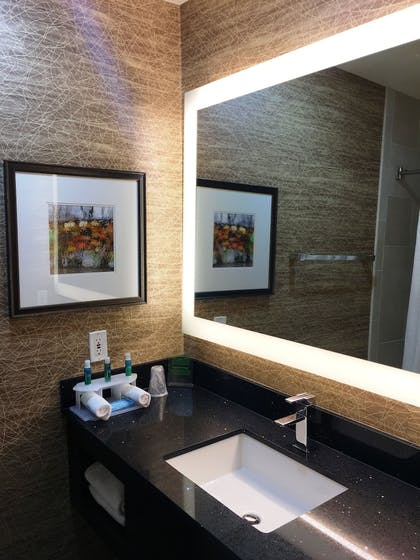 In-Room Amenity | Holiday Inn Express Colton-Riverside North