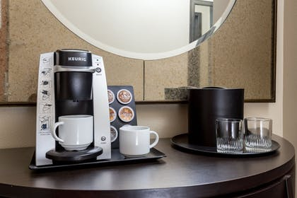 In-Room Amenity | Crowne Plaza Milwaukee Airport