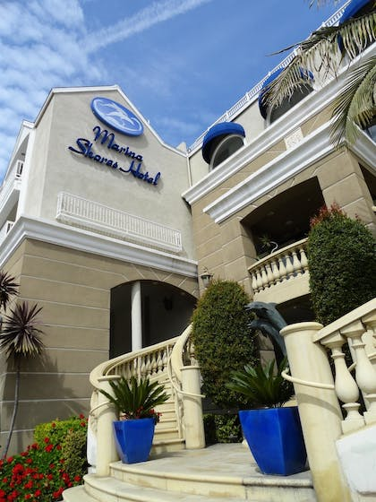 Hotel Front | Best Western Plus Marina Shores Hotel