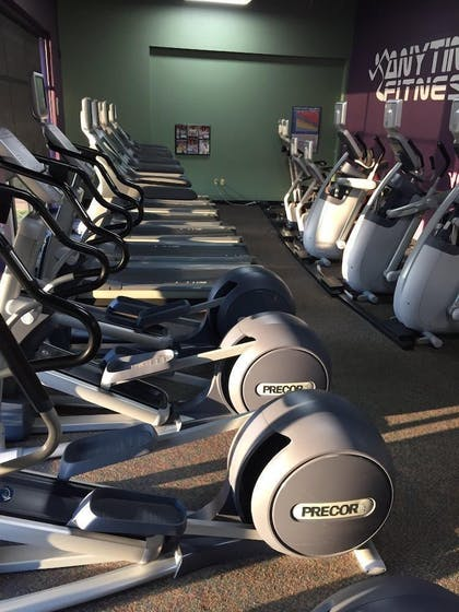 Fitness Studio | Magnuson Grand Pioneer Inn and Suites