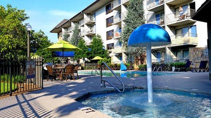 Outdoor Pool | Best Western Plaza Inn