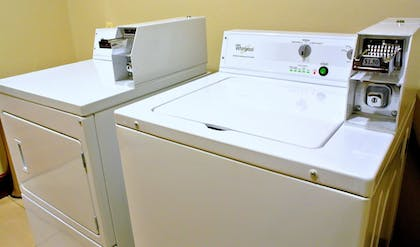 Laundry Room | Best Western Plus Plaza by the Green
