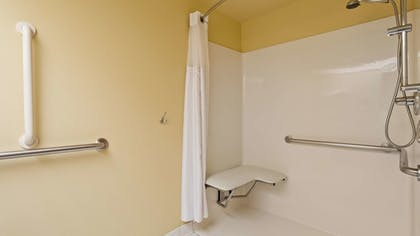 Bathroom | Best Western Plus Plaza by the Green