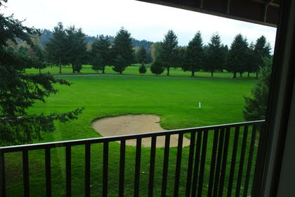 Golf view | Best Western Plus Plaza by the Green