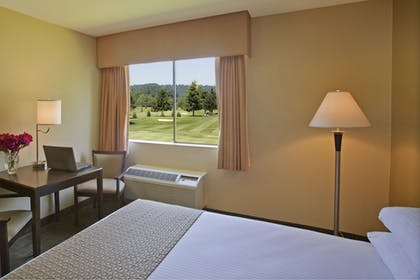Guestroom | Best Western Plus Plaza by the Green