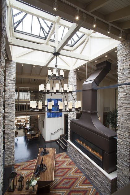 Lobby | Quail Lodge & Golf Club