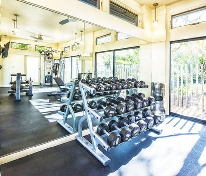 Fitness Studio | Quail Lodge & Golf Club