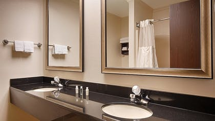 Bathroom | Best Western Davison Inn