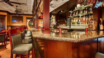 Hotel Bar | Best Western Plus Burlington