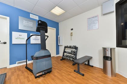 Fitness Facility | Comfort Suites Springfield