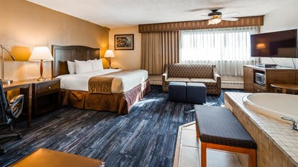 Guestroom | Best Western Kodiak Inn And Convention Center