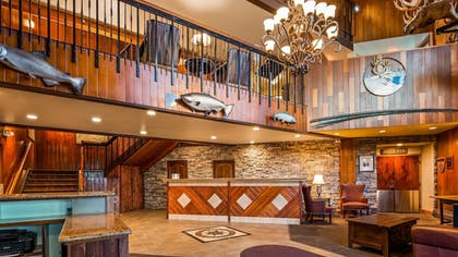 Lobby | Best Western Kodiak Inn And Convention Center