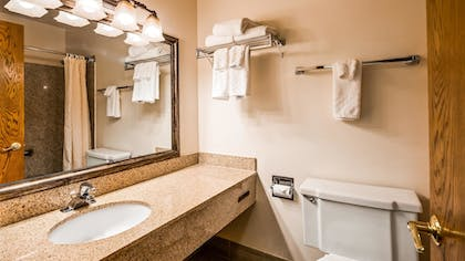 Bathroom | Best Western Kodiak Inn And Convention Center
