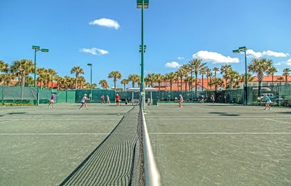Tennis Court | The Lodge and Club at Ponte Vedra Beach