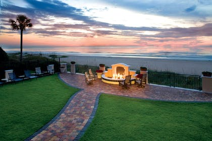 Terrace/Patio | The Lodge and Club at Ponte Vedra Beach