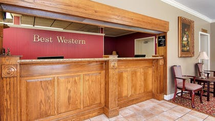 Reception | Best Western Forest Inn