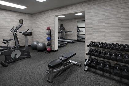 Fitness Facility | Courtyard by Marriott Boston Norwood/Canton