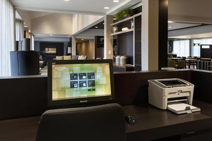 Business Center | Courtyard by Marriott Boston Norwood/Canton
