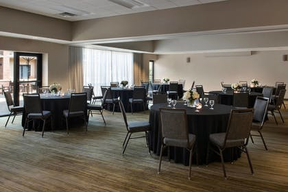 Banquet Hall | Courtyard by Marriott Boston Norwood/Canton