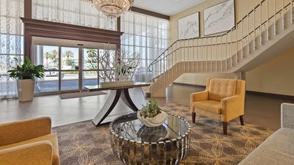 Lobby | Best Western Palm Beach Lakes