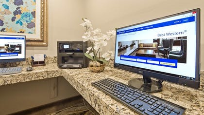 Business Center | Best Western Palm Beach Lakes