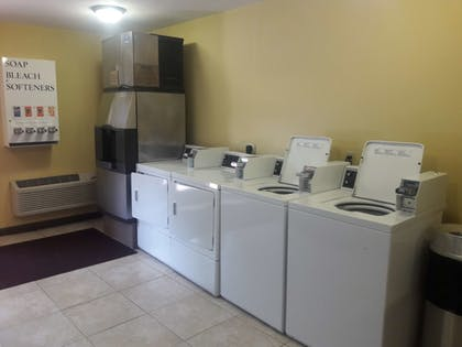 Laundry Room | Best Western Palm Beach Lakes