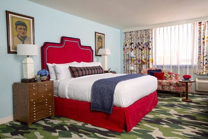 Guestroom | The Chancellor Hotel