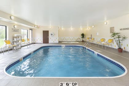 Indoor Pool | Fairfield Inn & Suites by Marriott Springfield