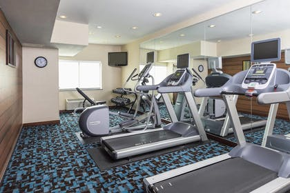 Sports Facility | Fairfield Inn & Suites by Marriott Springfield