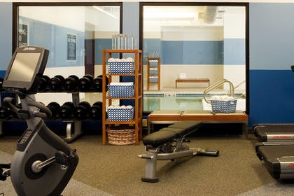 Gym | Four Points by Sheraton Bangor Airport